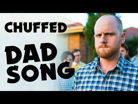 CHUFFED (DAD SONG) - Music Video #1 / Aunty Donna - The Album