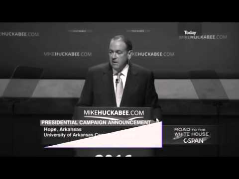 Mike Huckabee On 6 Key Political Issues