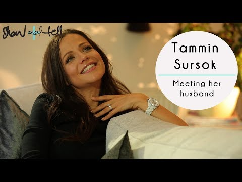 Tammin Sursok: On Meeting Her Husband