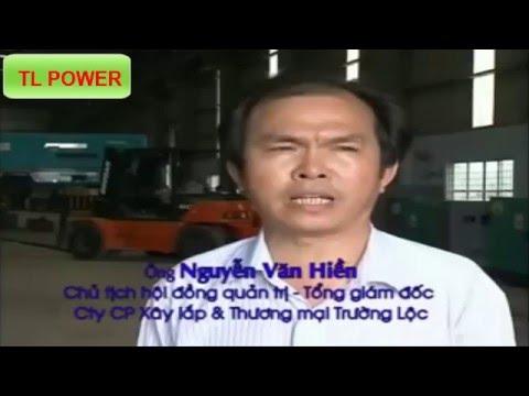 Lịch Sử Công Ty Máy Phát Điện Trường Lộc - Truong Loc Generator ComPany Introduction