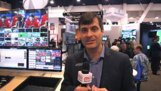 NAB 2017: David Ross about new Ross Video products