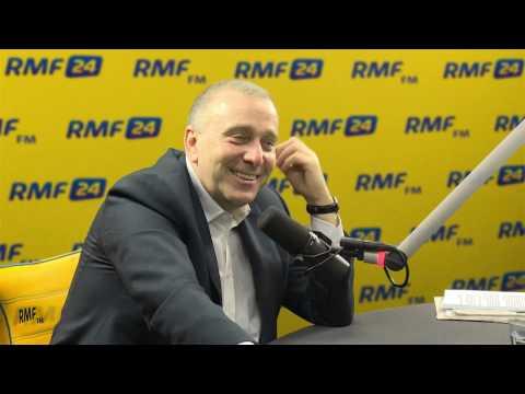 Grzegorz Schetyna w Porannej rozmowie w RMF FM