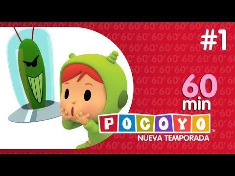 Pocoyó en latino - NUEVA TEMPORADA (4) - ¡60 minutos con Pocoyó! [1]