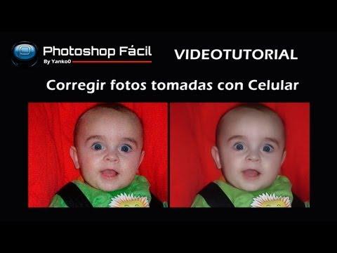 Reparar Fotos Tomadas Con Celular Photoshop Fácil By Yanko0