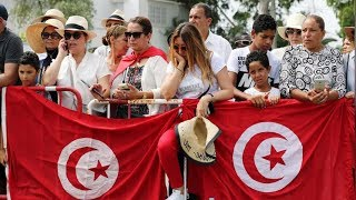 Tunisia holds state funeral to bid farewell to President Beji Caid Essebsi