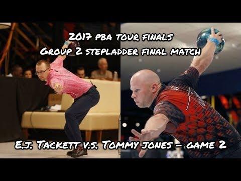 Save 2017 PBA Tour Finals, Group 2 Stepladder Final Match, Game 2 - Tackett V.S. Jones Screenshots