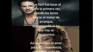 Fuiste tú - Ricardo Arjona feat Gaby Moreno - letra de la canción Fuiste tú