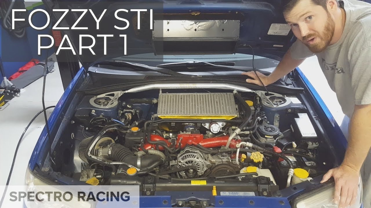 maxresdefault subaru forester sti in depth look part 1 engine mods youtube  at nearapp.co