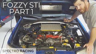 Subaru Forester STI In-depth Look - Part 1: Engine Mods