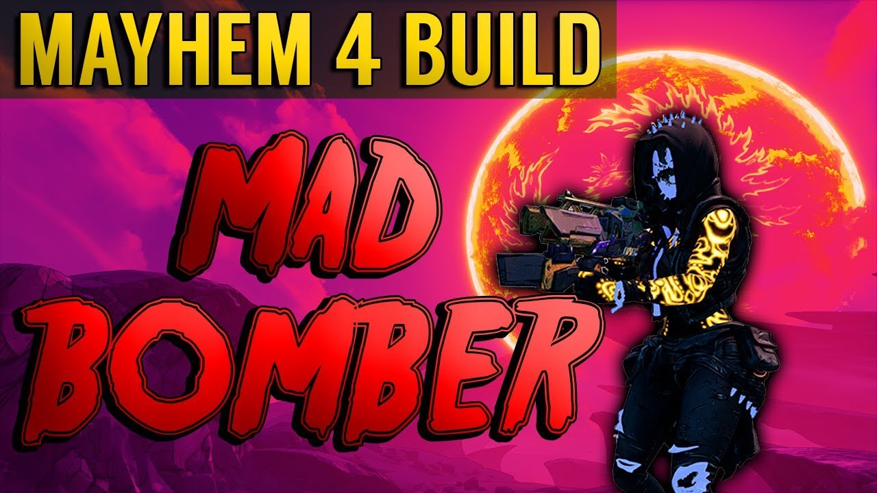Borderlands 3 INSANE BOSS KILLER AMARA BUILD! INSTANTLY Kill Bosses! Highest Damage! Mayhem 4! thumbnail
