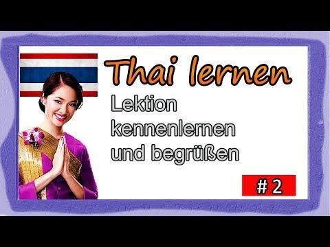 Thai online kennenlernen