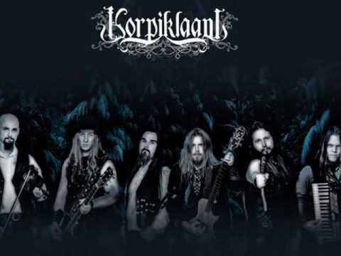 Korpiklaani - Northern Fall (with lyrics & sub. al español)