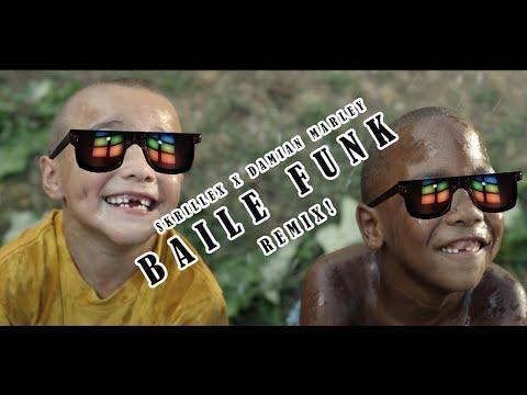 Skrillex ft. Damian Marley - Make it Bun Dem ( Dj B-So Baile funk remix) 2018