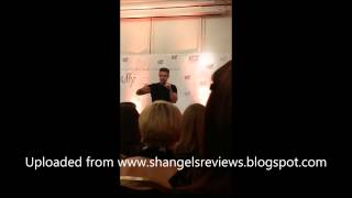 "James Marsters Talks About The Attempted Rape Scene In ""Seeing Red"" (Buffy Fanmeet - December 2014)"