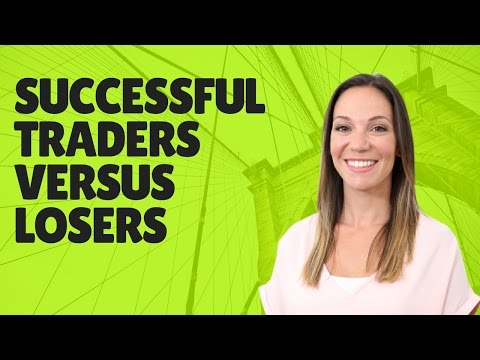 Successful Traders versus Losers