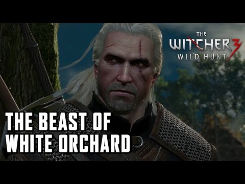 The Witcher 3: Wild Hunt [PROLOGUE] The Beast of White
