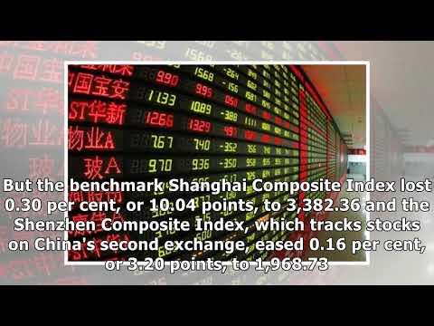Hong kong: stocks start day with gains