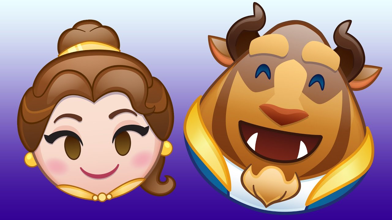 beauty and the beast as told by emoji disney youtube beauty and the beast clip art free beauty and the beast clipart images