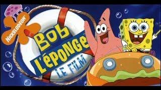 Bob l'Eponge le Film sur PS2/Gamecube (Review Test) FR