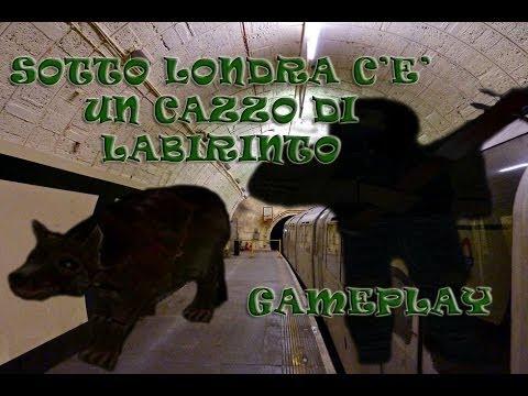 Gameplay HD Tomb Raider 3 - Parte 9, Aldwych - Sotto Londra c'è un cazzo di labirinto