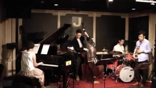 宮崎勝央(alto sax)藤本暁子(piano)永見寿久(bass)佐竹尚史(drums) ...