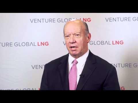Venture Global LNG CEO, Bill Wicker, Video