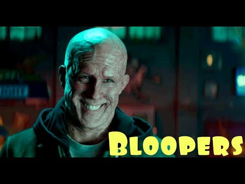 Ryan Reynolds - Bloopers