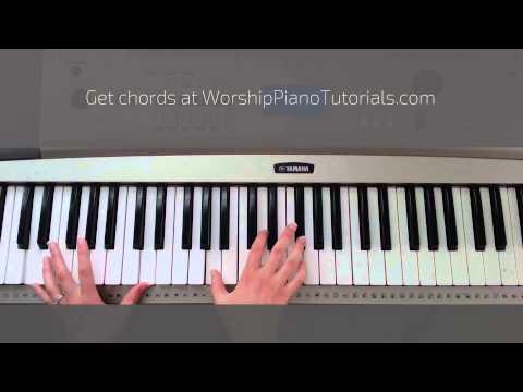 All The People Said Amen Keyboard Chords By Matt Maher Worship Chords
