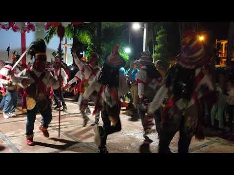 Danza de la las cueras Quechultenango gro 2018