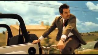 Mr  Bean Holiday bike ride   Crash by Matt Willis Мистер Бин на отдыхе) 360(, 2013-08-30T08:25:21.000Z)