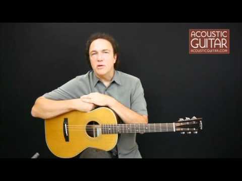Stonebridge OOM33SR Review from Acoustic Guitar