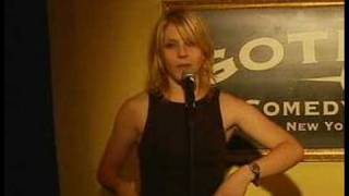 Marianne Sierk Stand Up Comedy In Nyc