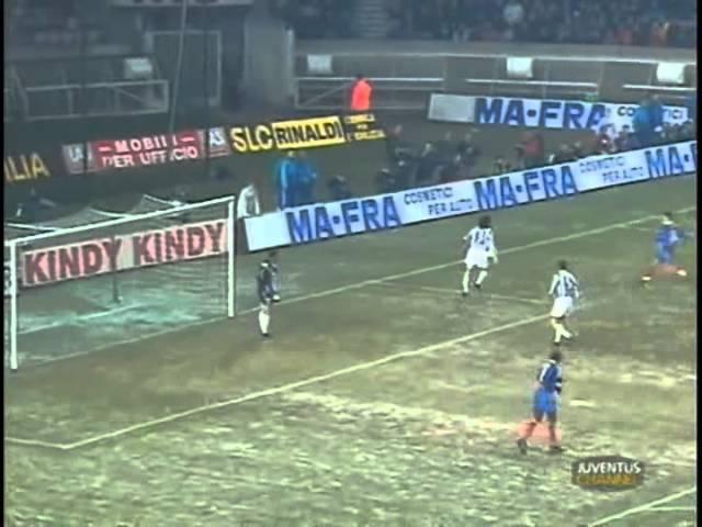 PSG 1-6 Juventus (Aller de Supercoupe d'Europe 1996)