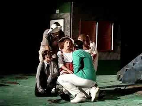 """Pozorišna predstava """"Pipi Duga Čarapa"""""""