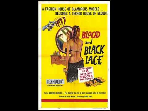 Mario Bava BLOOD AND BLACK LACE Main Theme by Carlo Rustichelli