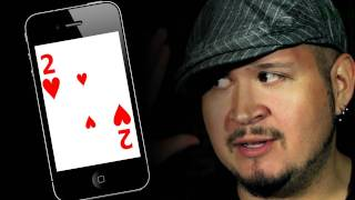 The AMAZING iCard! Card Tricks With Your iPhone