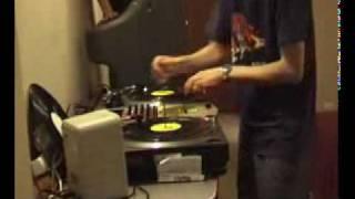 DJ Troubl Beat Juggling Prefuse 73