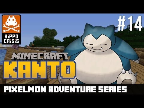 14. 'Laxing on the Dock of the Bay - Daily Pixelmon Kanto Adventure (Pokeballers Minecraft Server)