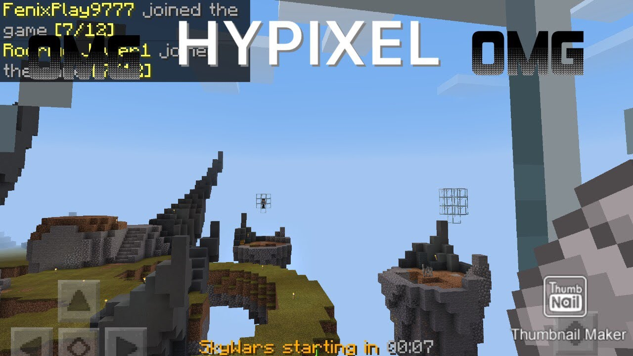 How To Get Hypixel on Minecraft PE