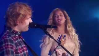 Beyonce ft Ed Sheeran  Drunk in Love