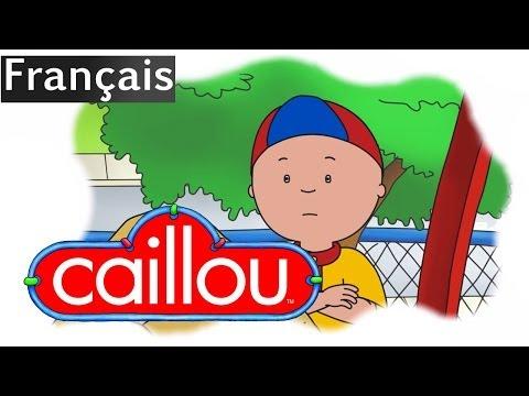 Caillou FRANÇAIS - Clémentine l'imitatrice (S05E18)   conte pour enfant   Caillou en Français