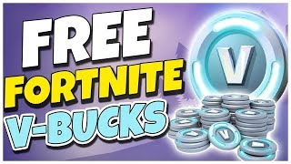 Fortnite Live Stream Free V Bucks Hack (Working Since Season 4) | Fortnite Season 8