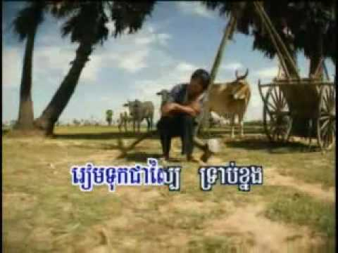Khmer song - Berk seav phov khegnh snaer (Preap sovath)