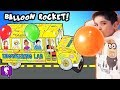 MAGIC BUS Balloon Science with HobbyKidsTV