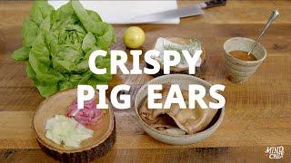 Sean Brock's Crispy Pig Ears