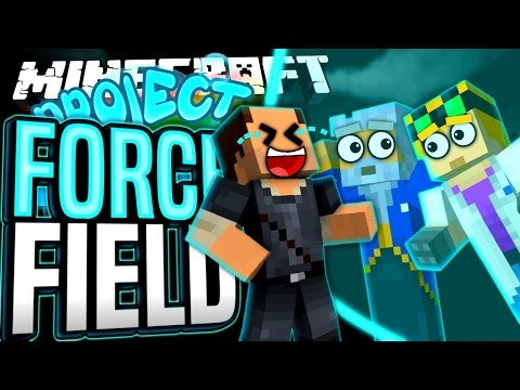 Minecraft - FORCE FIELDS - Project Ozone #120
