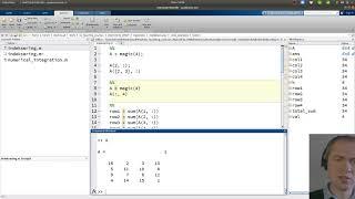 Indeksering af matricer og vektorer i matlab