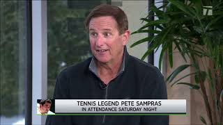 Tennis Channel Live: Oracle CEO Mark Hurd 2019 Indian Wells Interview