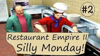 Restaurant Empire 2: Nuclear Fallout -  Silly Monday! (Part 2)