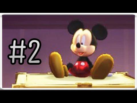 Castle of Illusion - นักพากย์มิกกี้เม้าส์ กับอัญมณีสีรุ้งอันตราย!? (2)